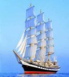 gain sharing tall ship